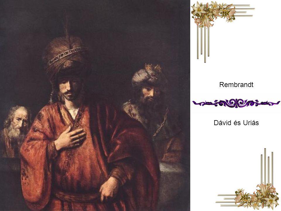 Rembrandt Dávid és Jonatán