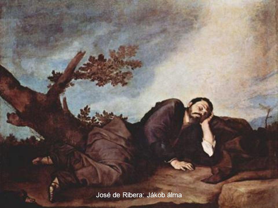José de Ribera: Jákob álma