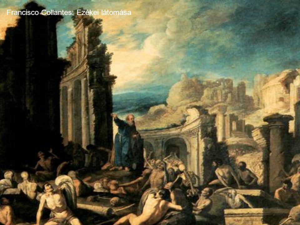 Francisco Collantes: Ezékei látomása