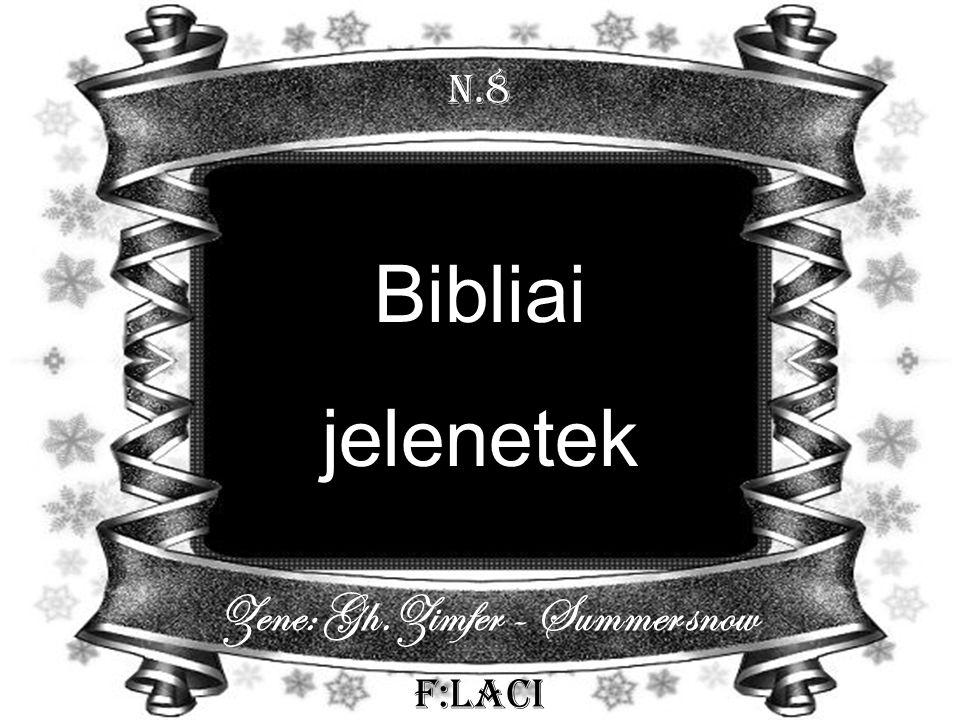 N.8 Bibliai jelenetek F:Laci Zene: Gh.Zimfer - Summer snow