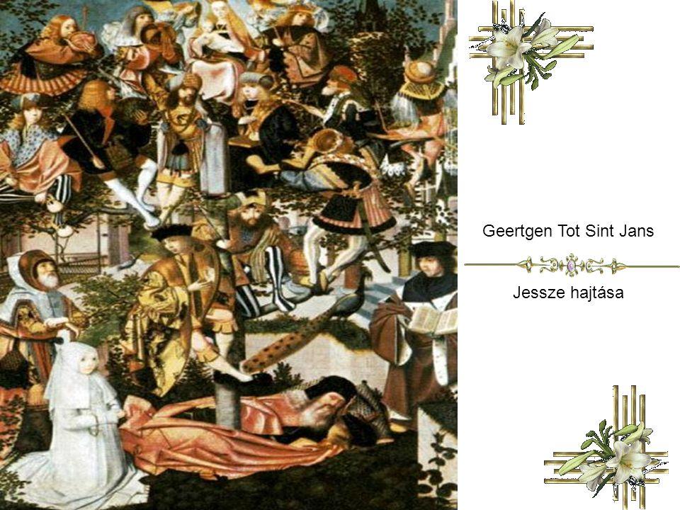 Benozzo Gozzoli: A mágusok kísérete