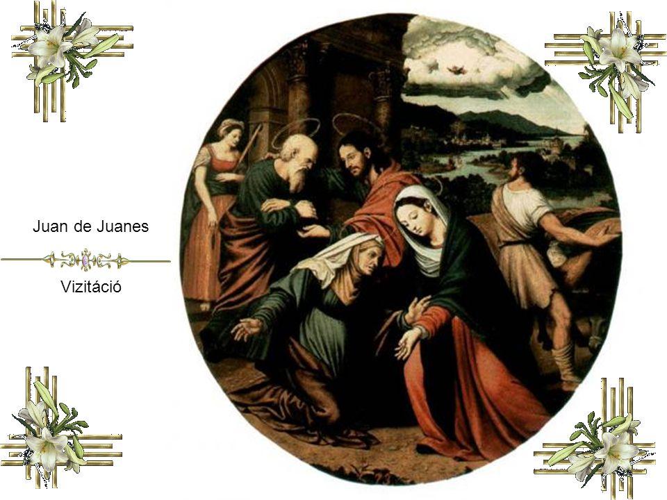 Francisco de Zubaran Szent Márkot szentekkel emelték trónra
