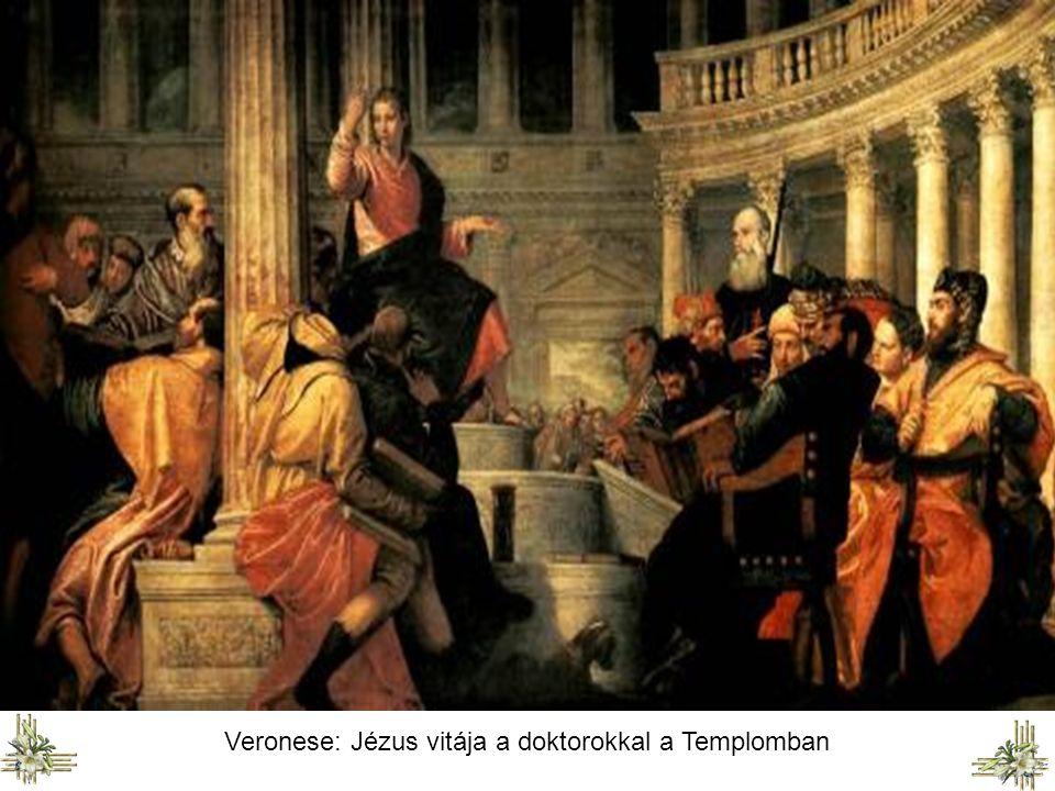 Giotto: Jézus kiűzi az árusokat a templomból