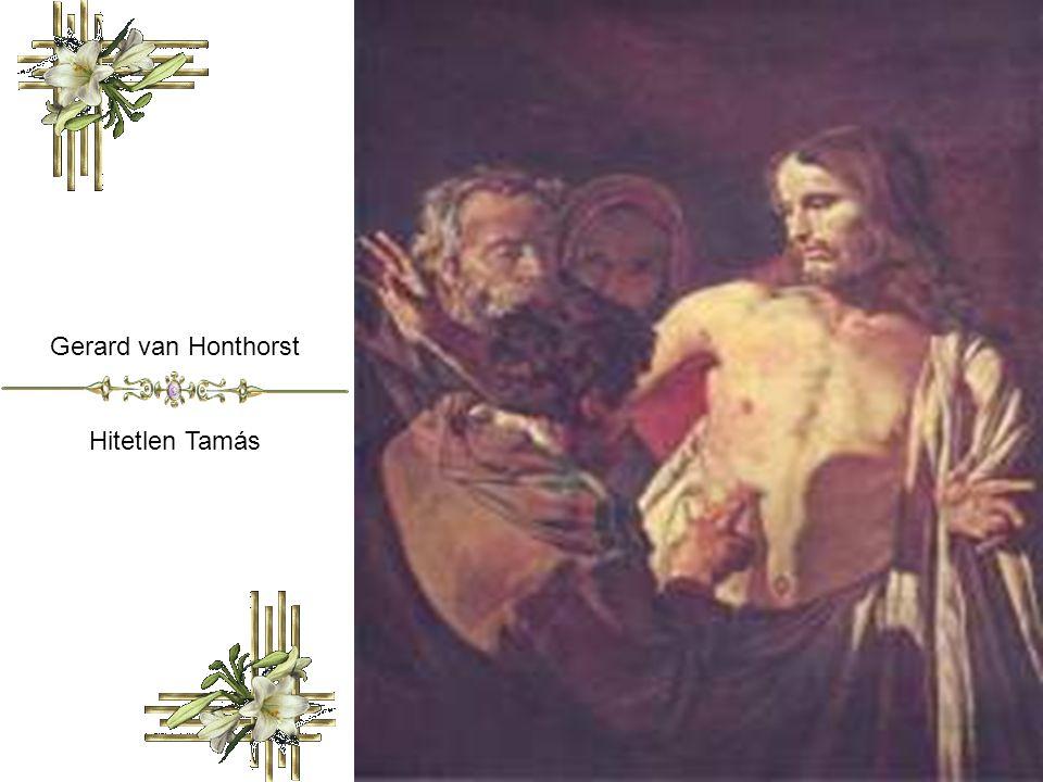 Gerard van Honthorst Hitetlen Tamás