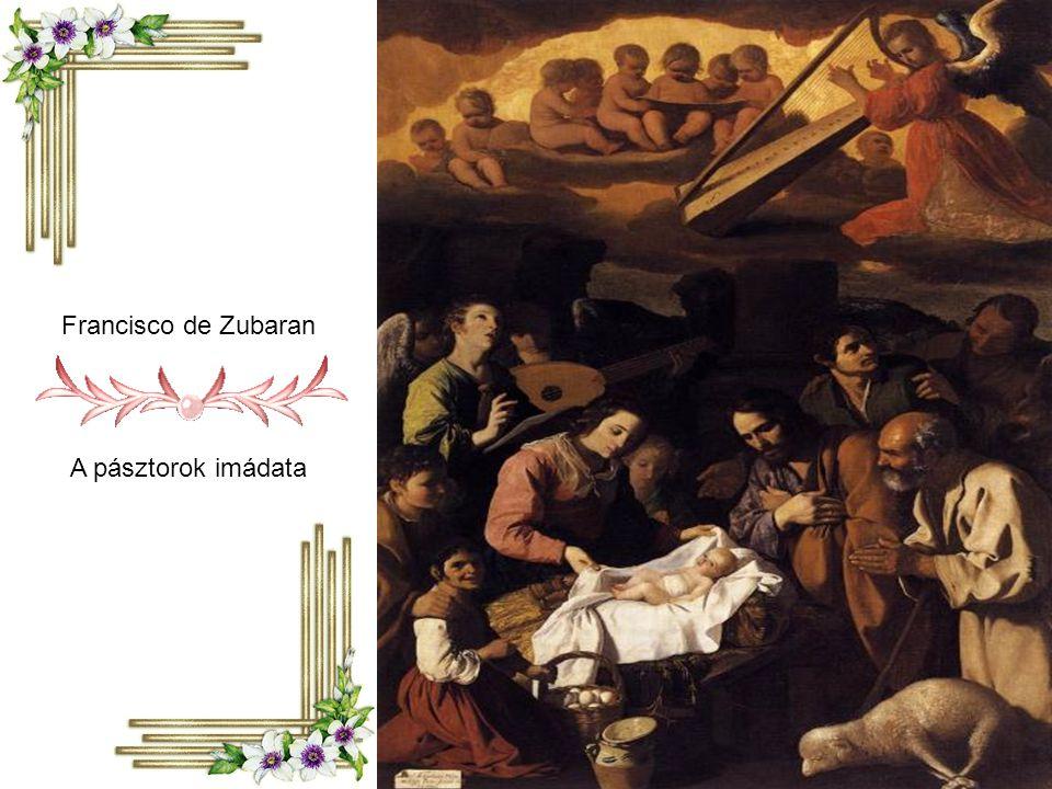 Rubens A pásztorok imádata