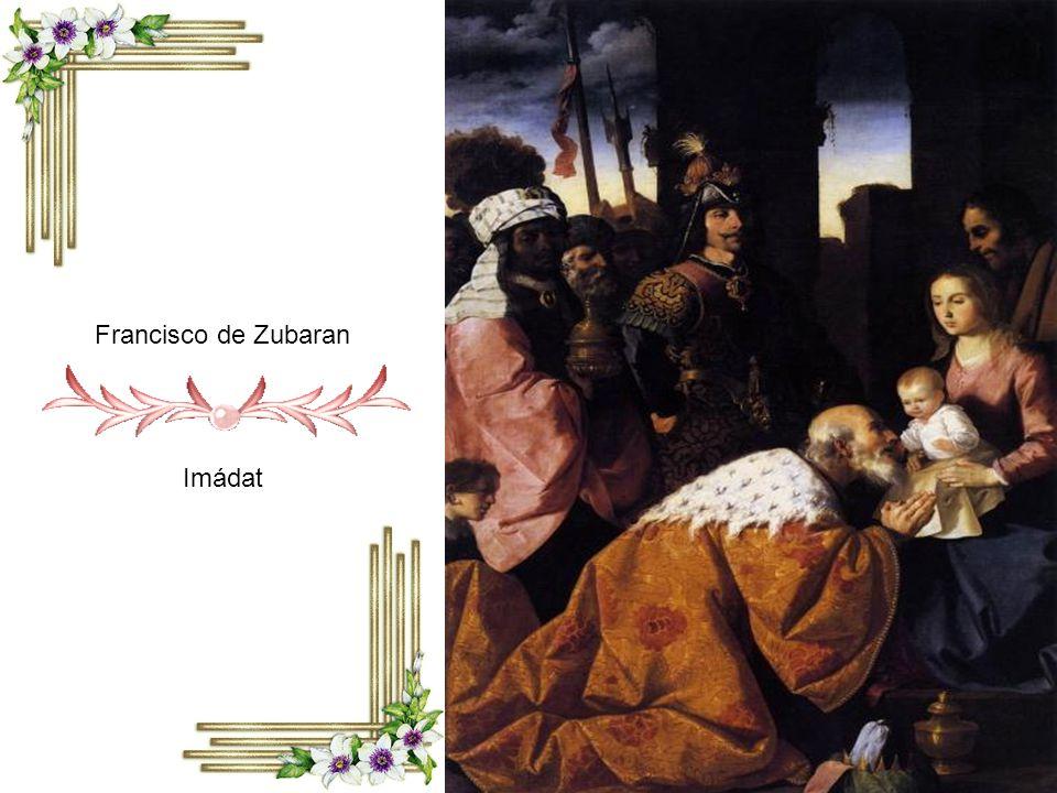 Francisco de Zubaran A pásztorok imádata