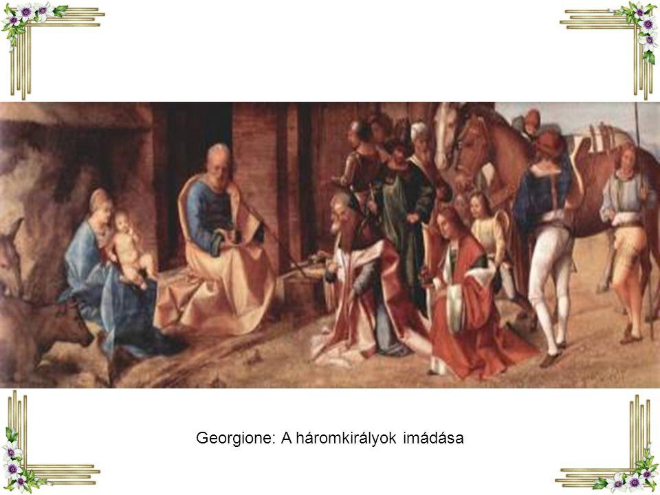 Albrecht Dürer: Királyok imádása
