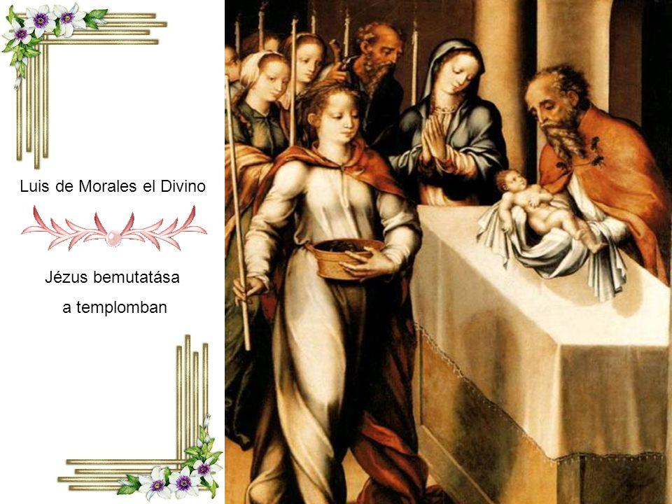 Tintoretto: Krisztus bemutatása a templomban