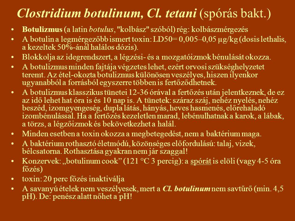 Botulizmus (a latin botulus,