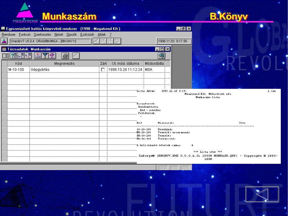 33. IS2PRI2 02/96 Munkaszám B.Könyv