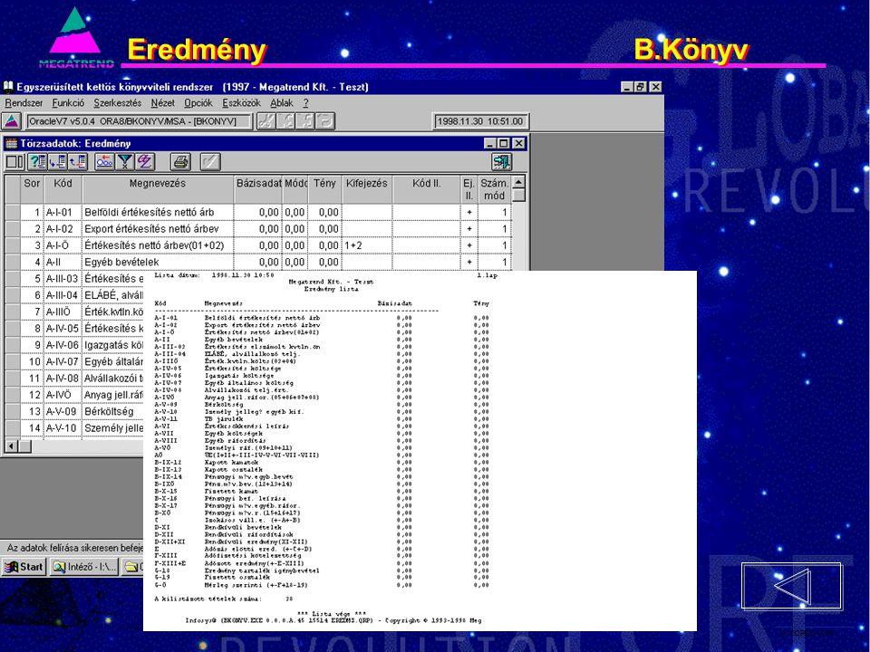39. IS2PRI2 02/96 Eredmény B.Könyv