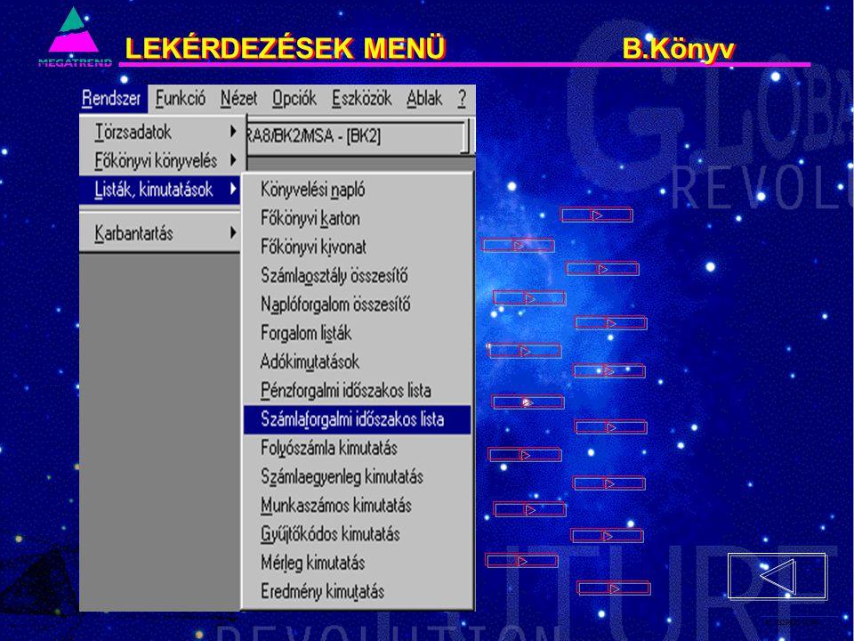 63. IS2PRI2 02/96 LEKÉRDEZÉSEK MENÜ B.Könyv