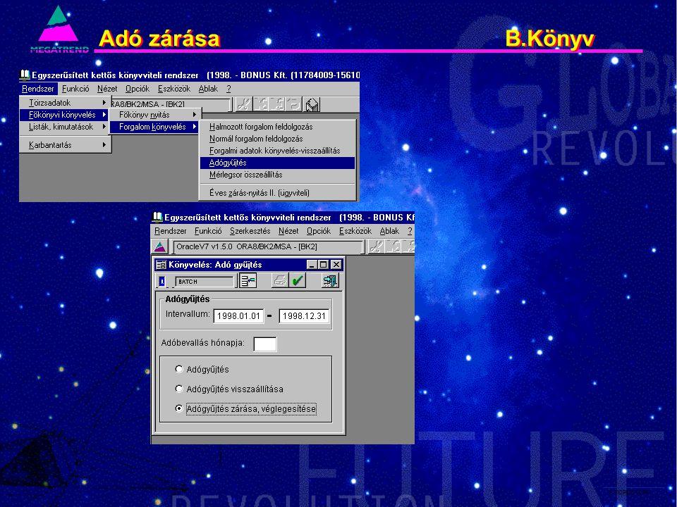 79. IS2PRI2 02/96 Adó zárásaB.Könyv