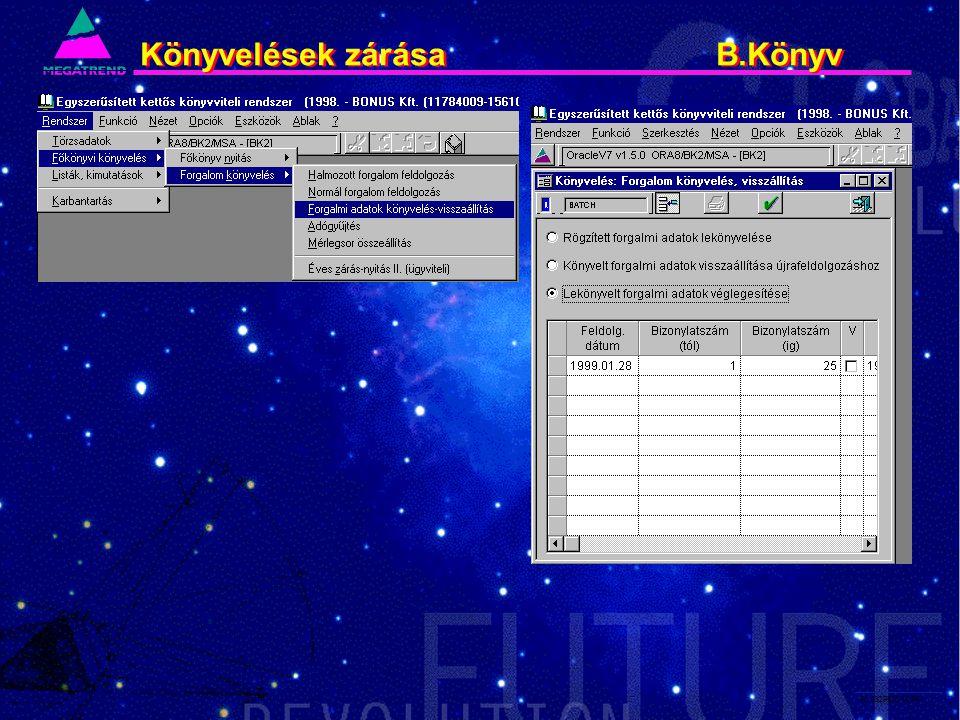 80. IS2PRI2 02/96 Könyvelések zárásaB.Könyv