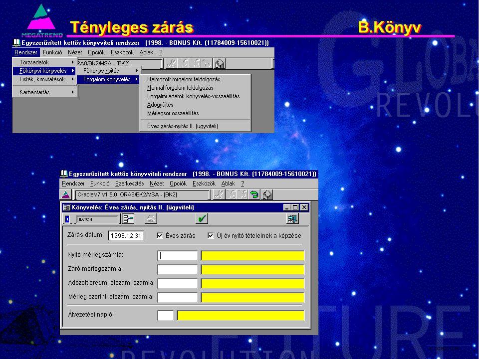 81. IS2PRI2 02/96 Tényleges zárás B.Könyv