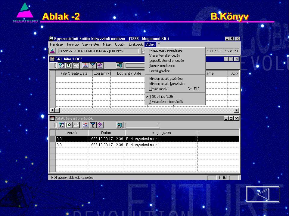 9. IS2PRI2 02/96 Ablak-2 B.Könyv