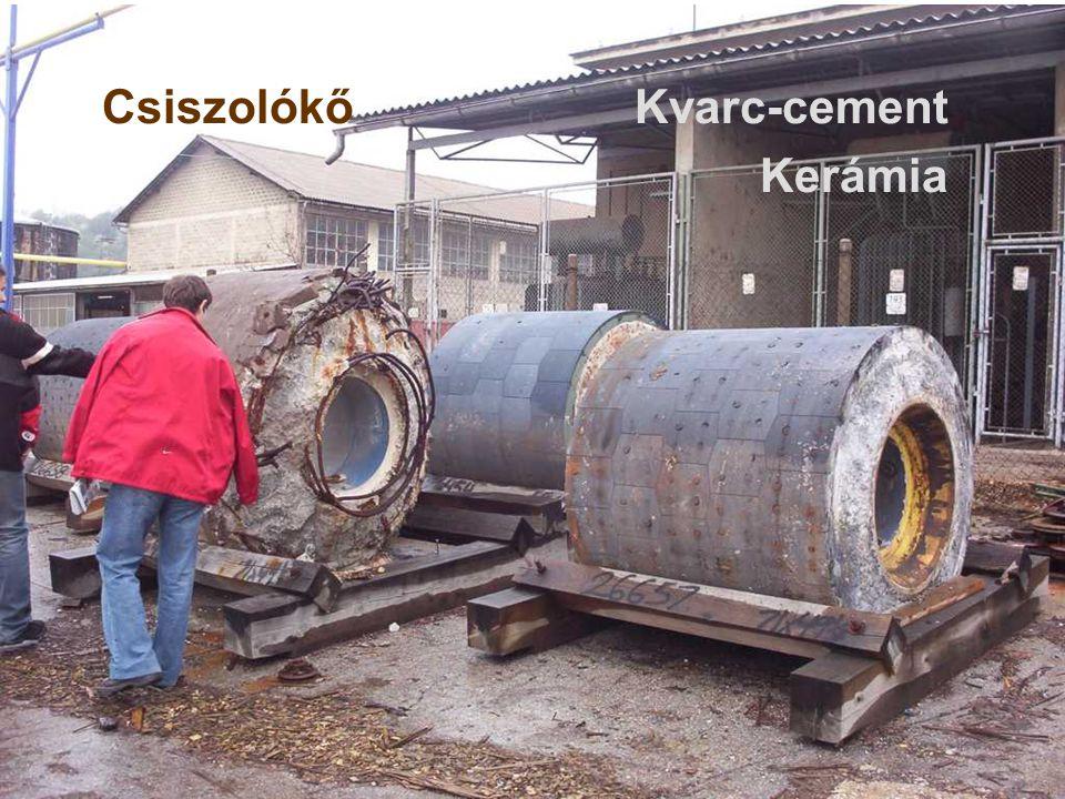 CsiszolókőKvarc-cement Kerámia