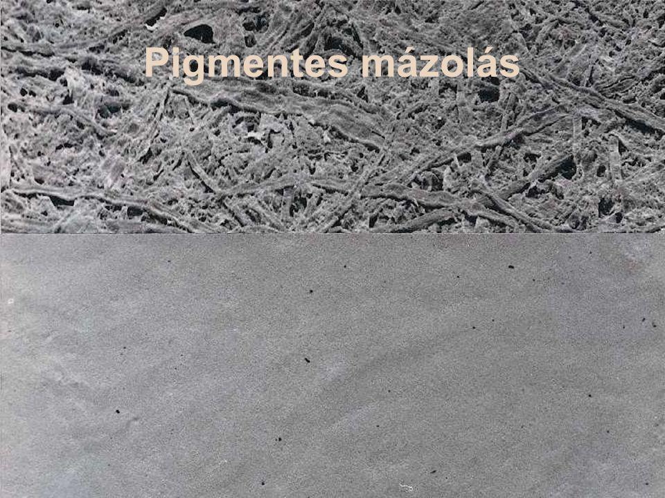 Pigmentes mázolás
