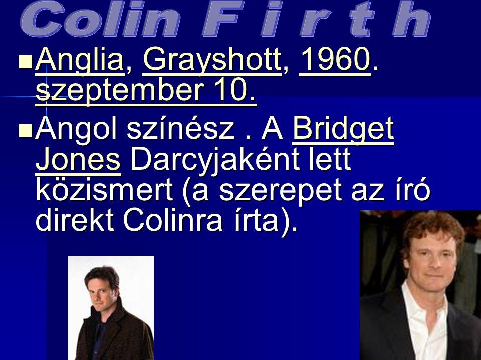 Anglia, Grayshott, 1960. szeptember 10. Anglia, Grayshott, 1960.