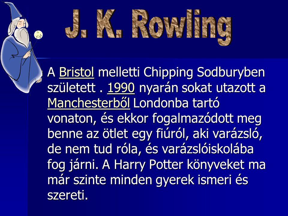 A Bristol melletti Chipping Sodburyben született.