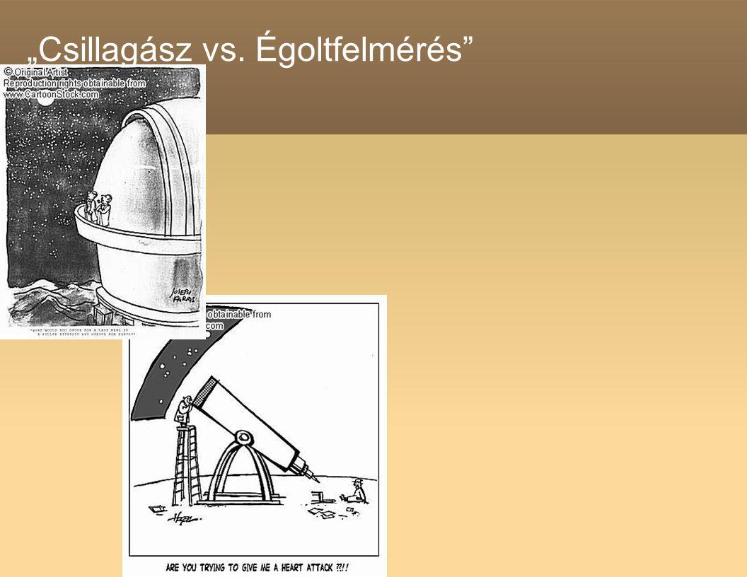 """""""Csillagász vs. Égoltfelmérés"""