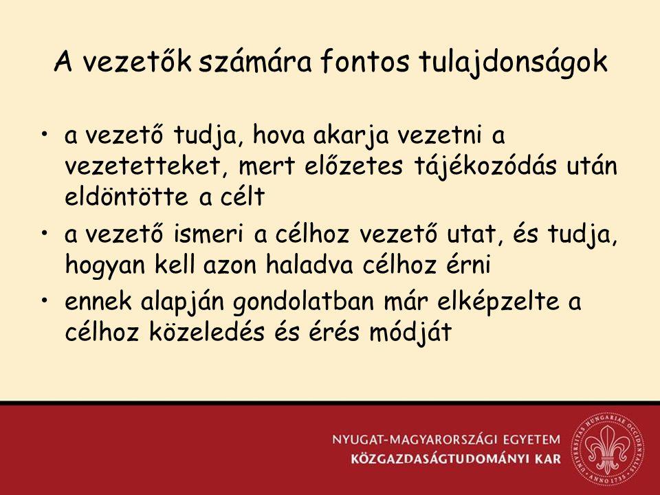 Integrációs törekvések XVII.