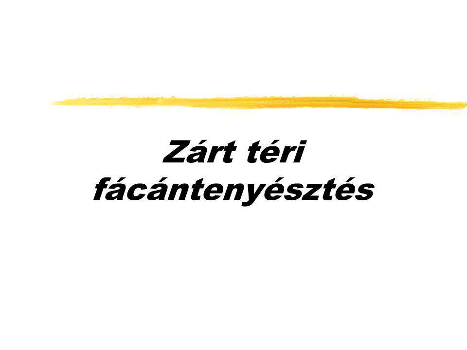 A fogoly takarmányozása zA kis igény miatt külön tápsor nem áll rendelkezésre a fácán részére gyártott tápokat alkalmazzák zTojásrakás idején: tojótáp+zöldtakarmány (kb.