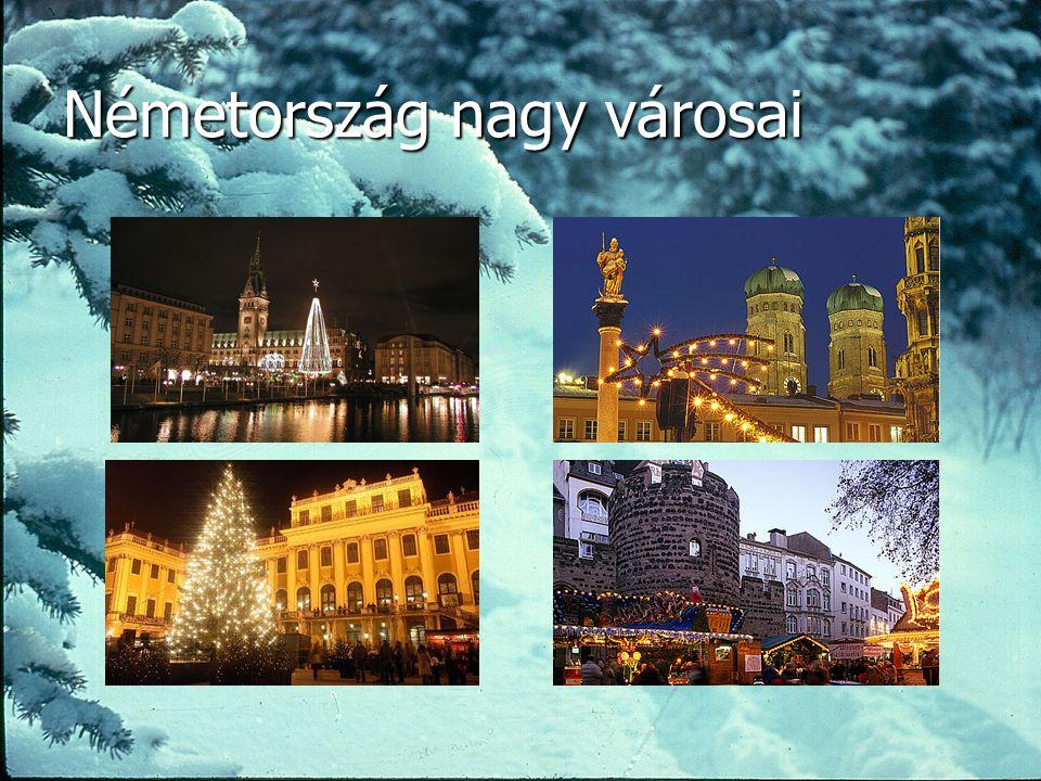Németország karácsonykor