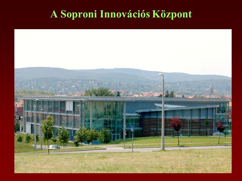 A Soproni Innovációs Központ