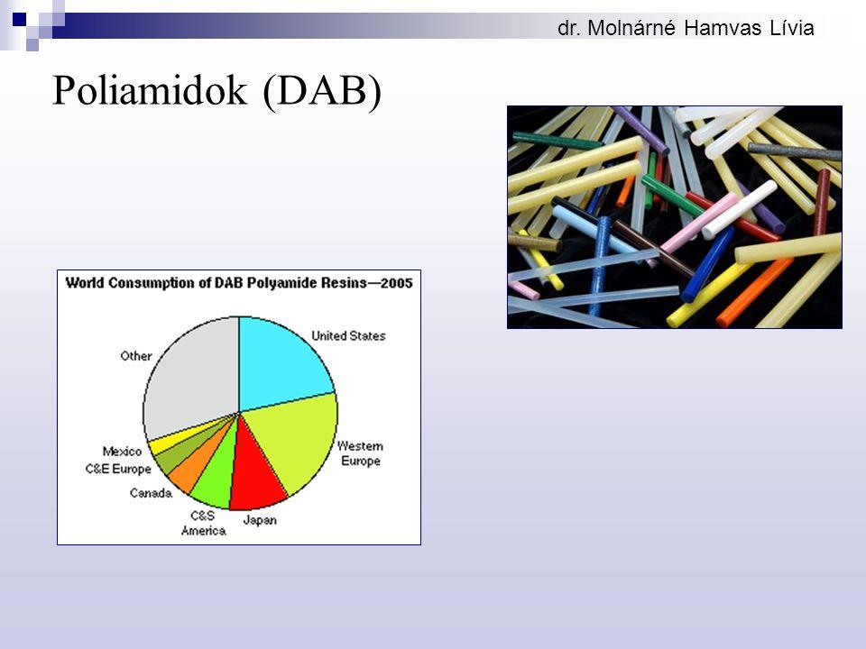 dr. Molnárné Hamvas Lívia Poliamidok (DAB)