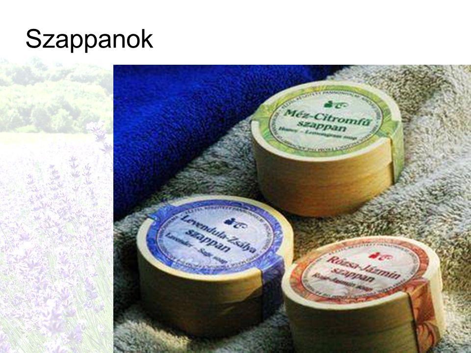 Szappanok