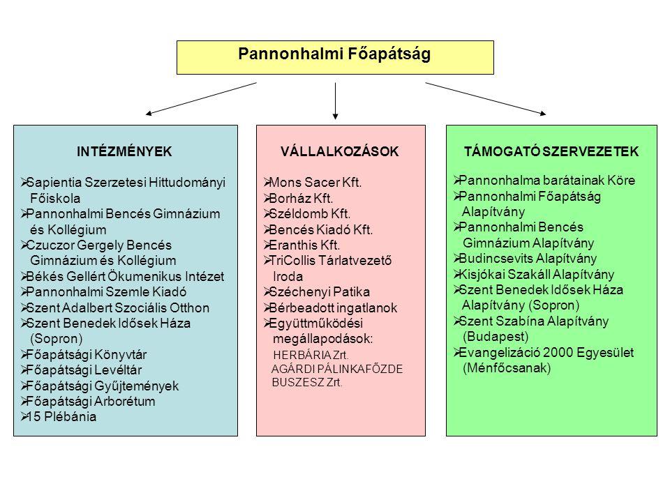 Pannonhalmi Apátsági Pincészet Ültetvények 3.