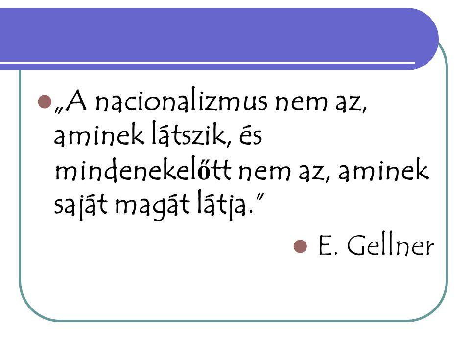 Ernest Gellner (1925.12. 09. – 1995. 11.