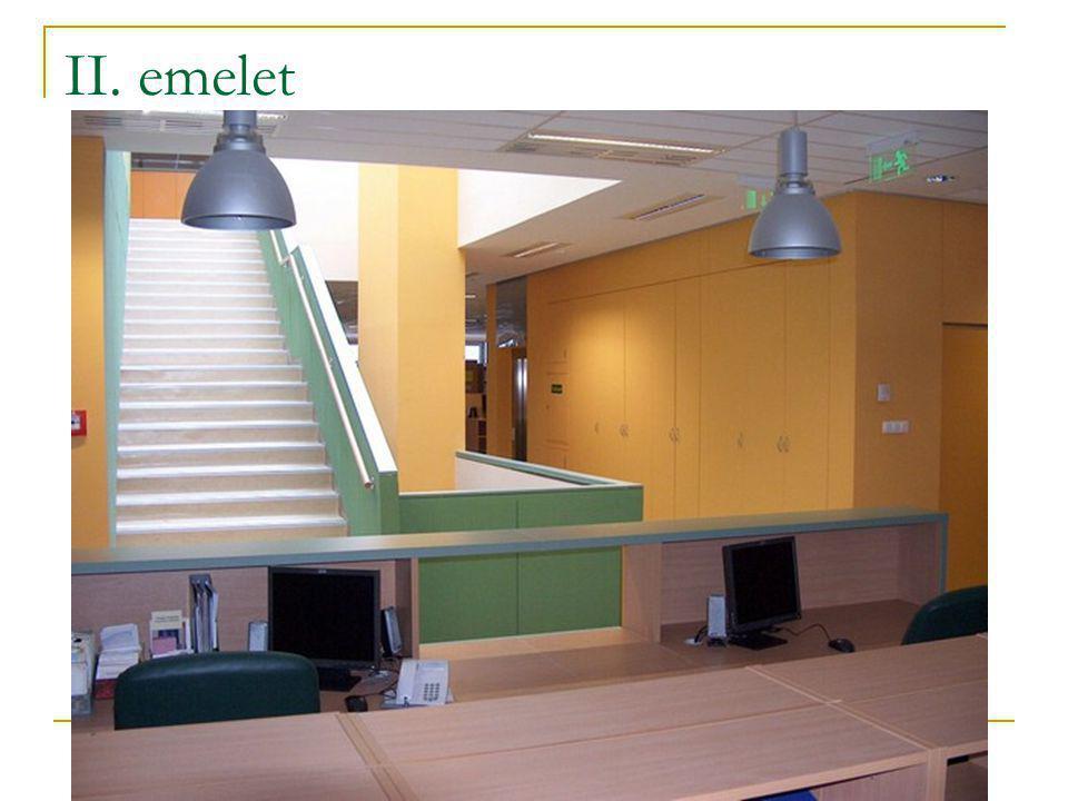 II. emelet