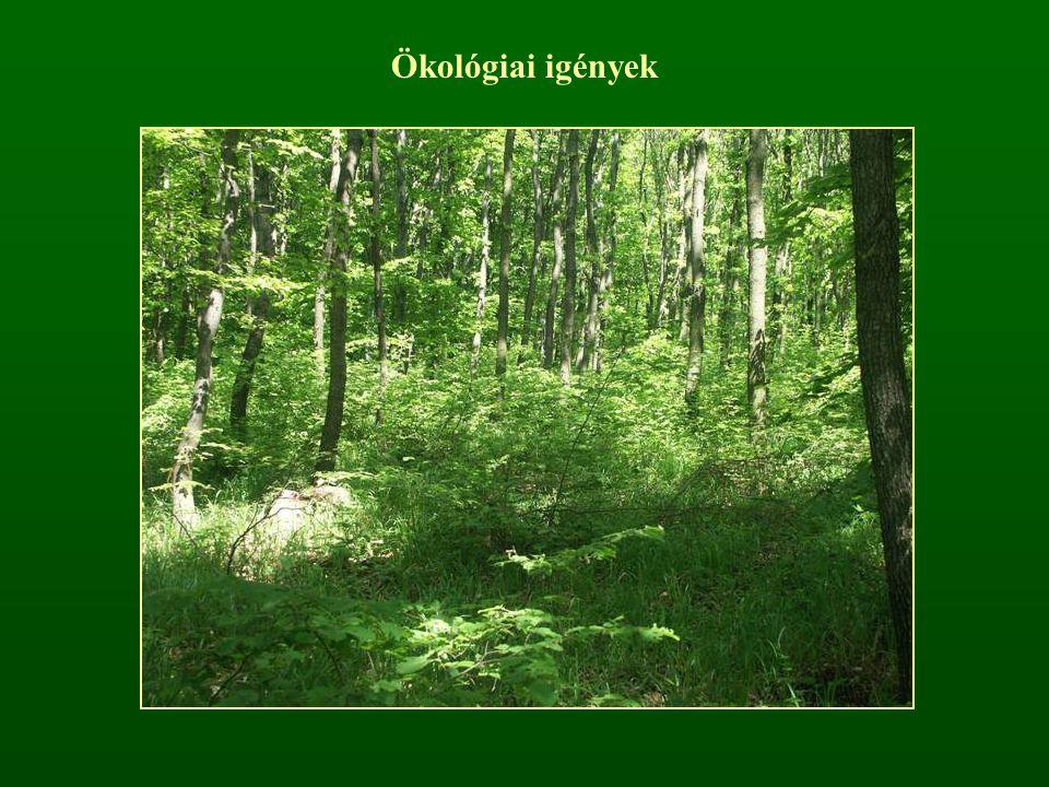 Ökológiai igények