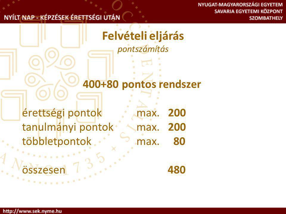 400+80 pontos rendszer érettségi pontokmax.200 tanulmányi pontokmax.