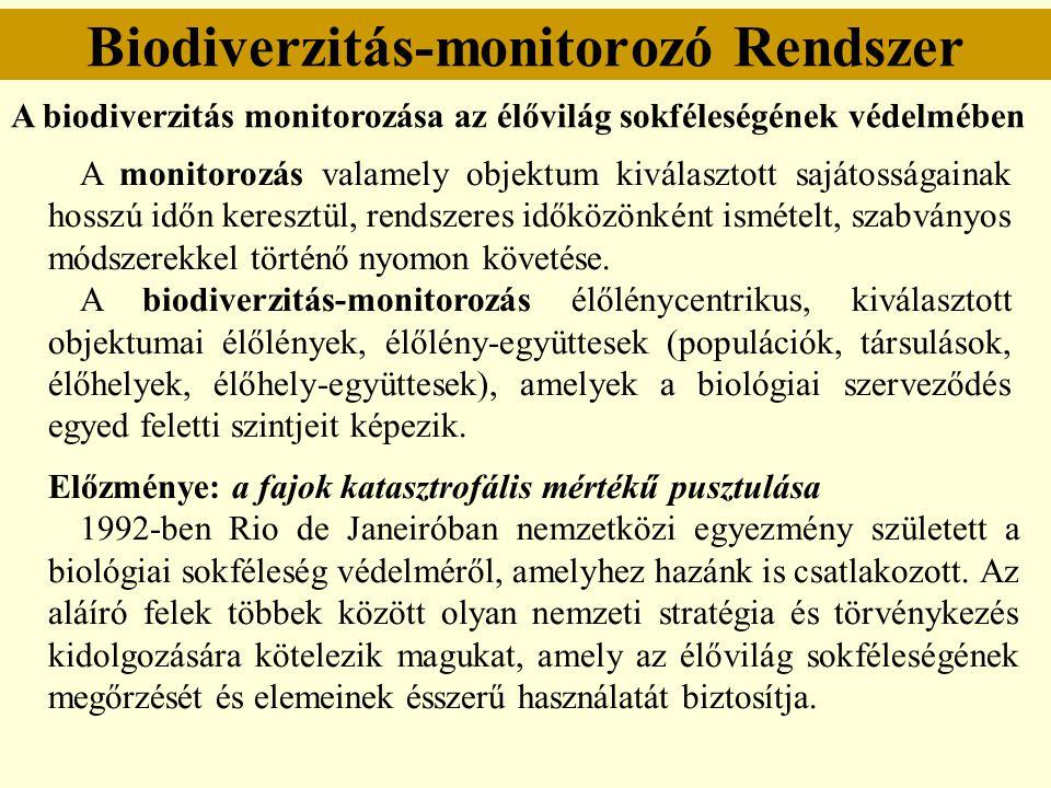 Védett fajok monitorozása 3.