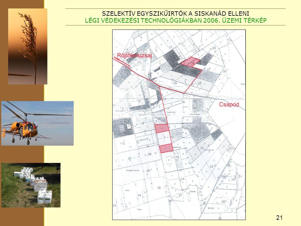 VF70 06101821 SZELEKTÍV EGYSZIKŰIRTÓK A SISKANÁD ELLENI LÉGI VÉDEKEZÉSI TECHNOLÓGIÁKBAN 2006.
