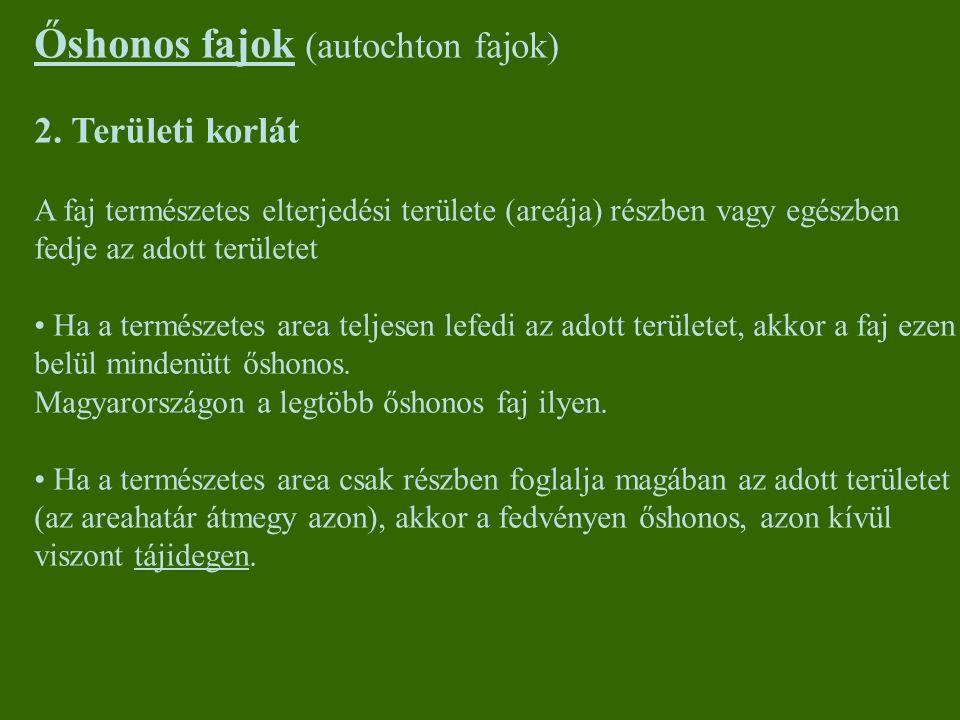Tilia tomentosa (ezüst hárs) Magyarországon őshonos, de csak a Dél-Dunántúlon, a Nyírségben és a Beregi- síkon.