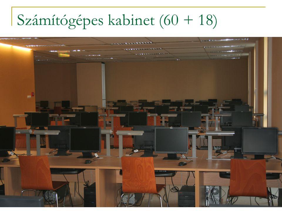Számítógépes kabinet (60 + 18)