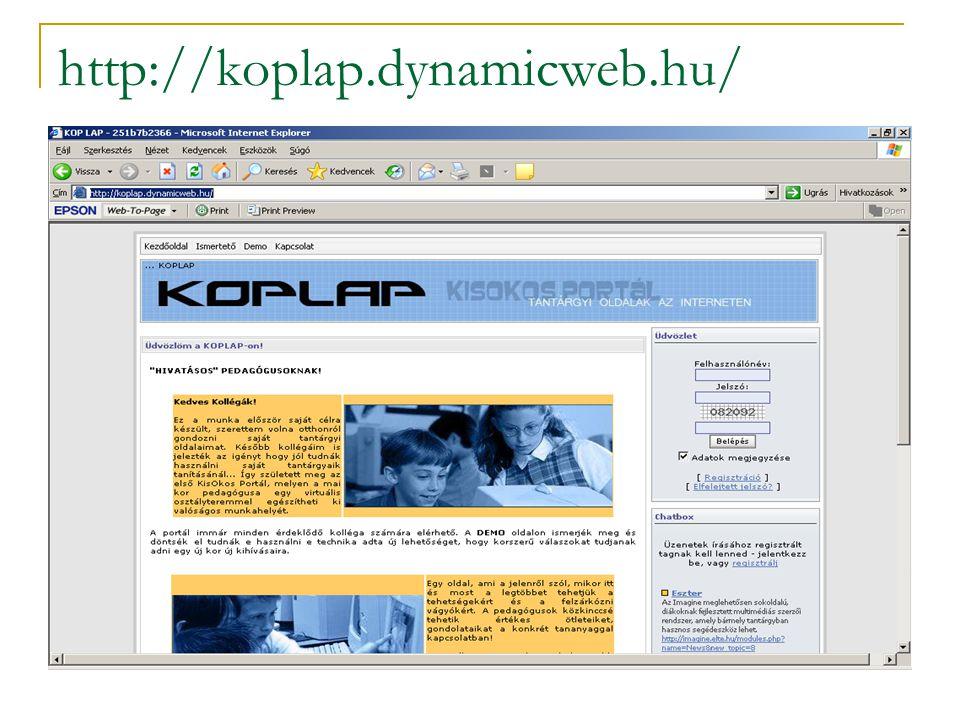 http://koplap.dynamicweb.hu/