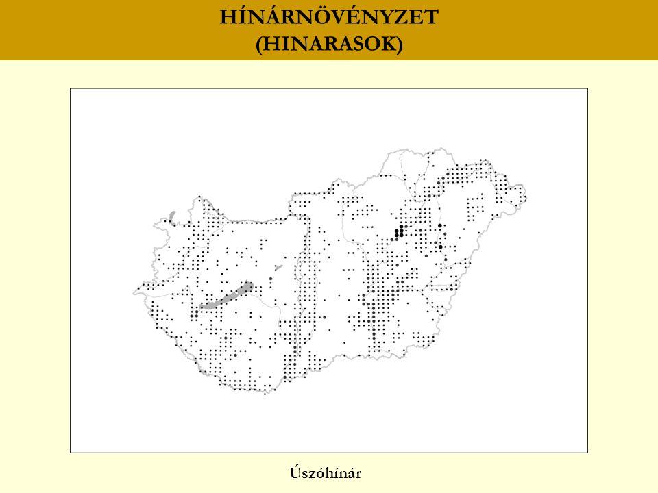 TŐZEGMOHALÁPOK és TŐZEGMOHÁSLÁPOK (dagadólápok és átmeneti lápok) Földrajzi előfordulás: Hazánkban 25 ismert, előfordulnak az Alföld északi része (Szatmár– Beregi-sík: Csaroda, Beregdaróc), Északi-középhegység (Sátor-hegység: Pálháza, Putnoki-dombság: Kelemér, Bükk: Egerbakta, Mátra: Sirok), Dunántúli-középhegység (Bakony: Öcs, Balaton-felvidék: Monostorapáti), Nyugat-Dunántúlon (Kőszeg: Alsó-erdő; Őrség, Vendvidék, Kemeneshát).