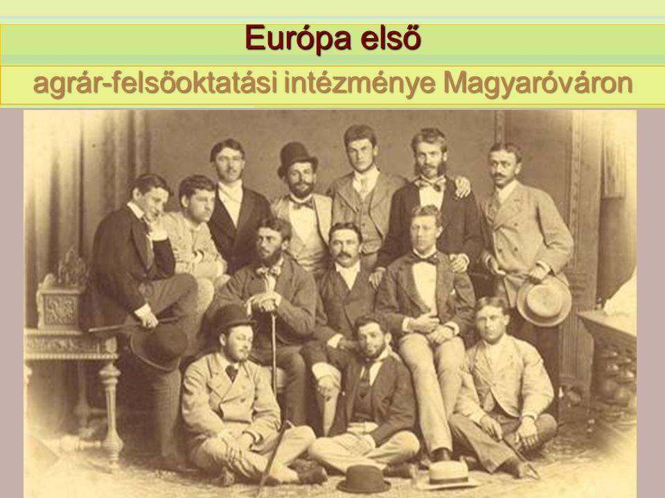 Nyugat-magyarországi Egyetem M EZŐGAZDASÁG - és É LELMISZERTUDOMÁNYI K AR Előzetes bejelentkezéssel részt vehetsz Mosonmagyaróvár bármelyik előadásunkon vagy gyakorlatunkon.