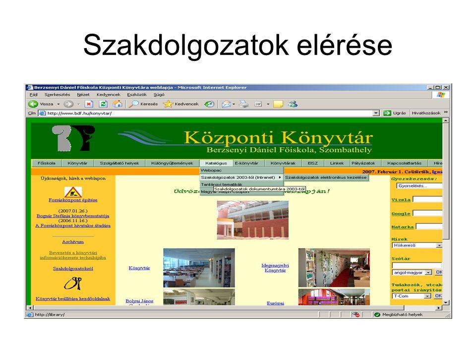 Magyar Műszaki és Gazdasági Repertórium Az adatbázis a Magyarországon kiadott mintegy 300 műszaki és gazdasági szakfolyóirat, valamint a hazai konferencia kiadványok cikkmélységű feldolgozásából készül.