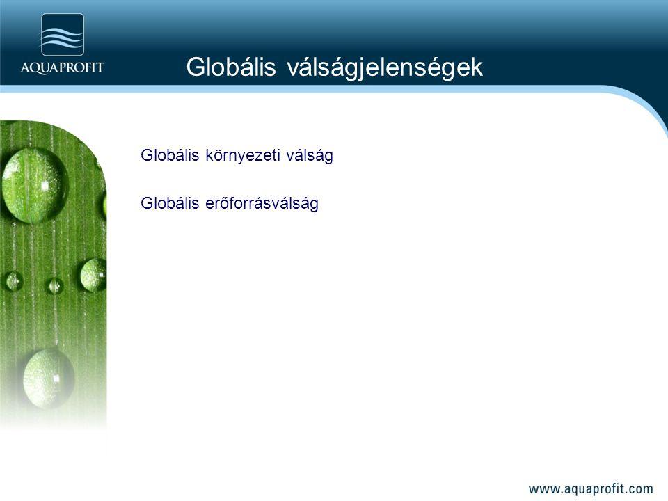 Globális környezeti válság Globális erőforrásválság