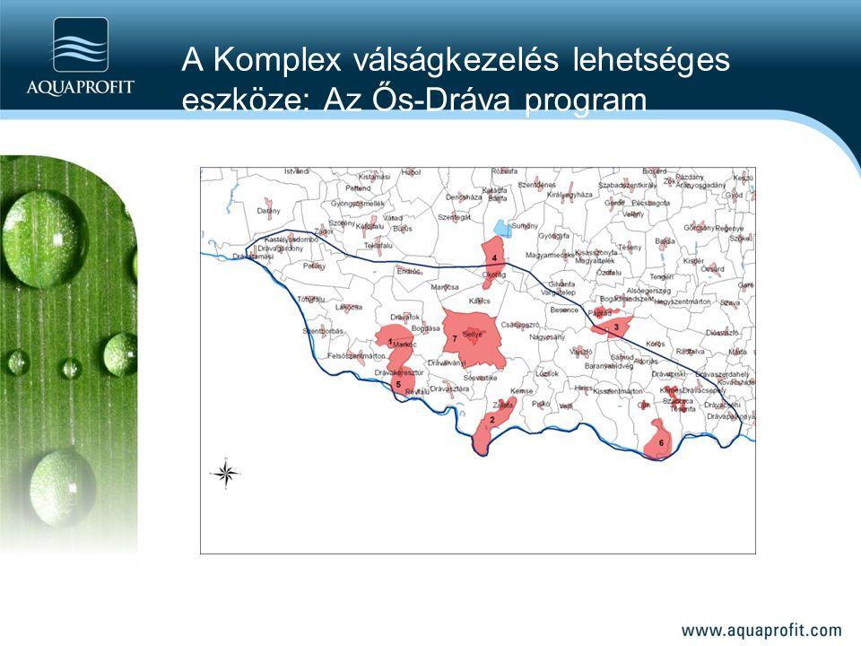 A Komplex válságkezelés lehetséges eszköze: Az Ős-Dráva program
