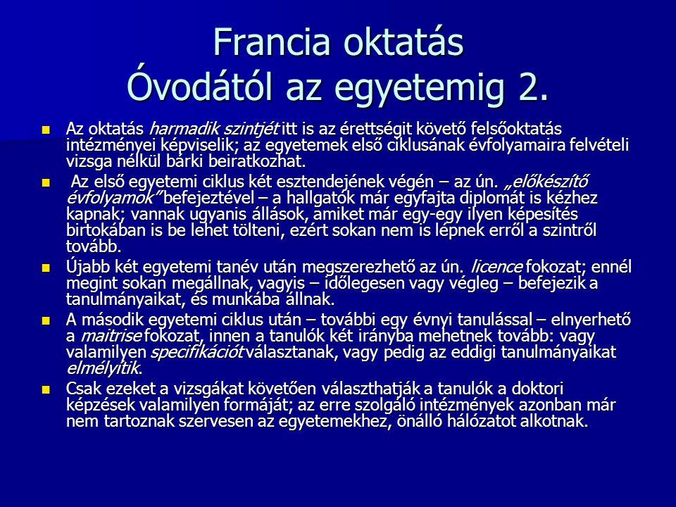 Magyar oktatás Első iskola: 997-ben a pannóniai Szent-Márton hegyén.