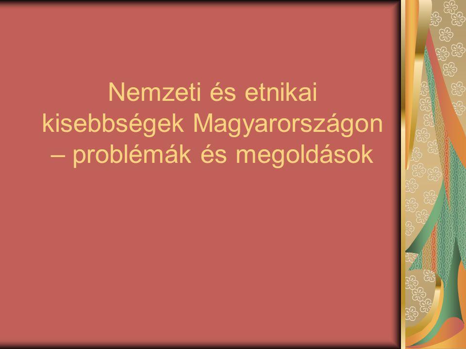 Kisebbségi oktatás IV.Kisebbségi szakközépiskolák a 2003/2004-es tanévben.