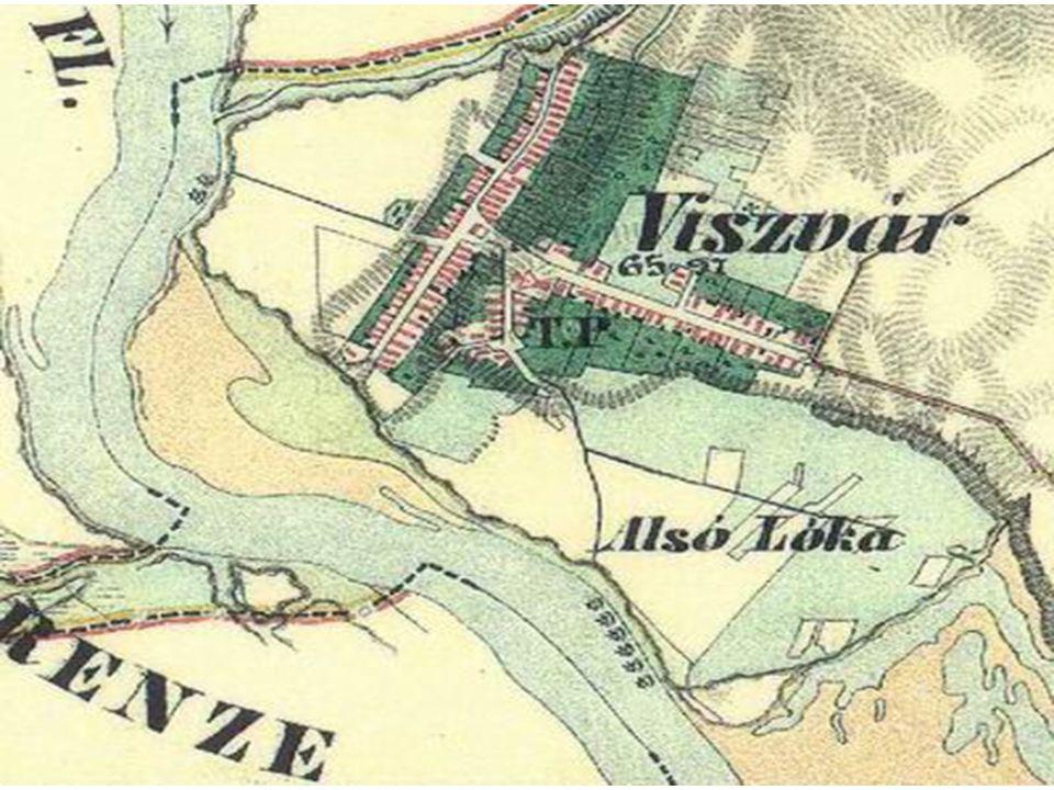 KATONAI FELMÉRÉSEK II. felmérés I Ferenc (1806- 1869) Méretarány 1:2880 (bécsi hüvelyk) Liesganig-féle hálózat Cassini hemgervetület Lehmann-féle csík