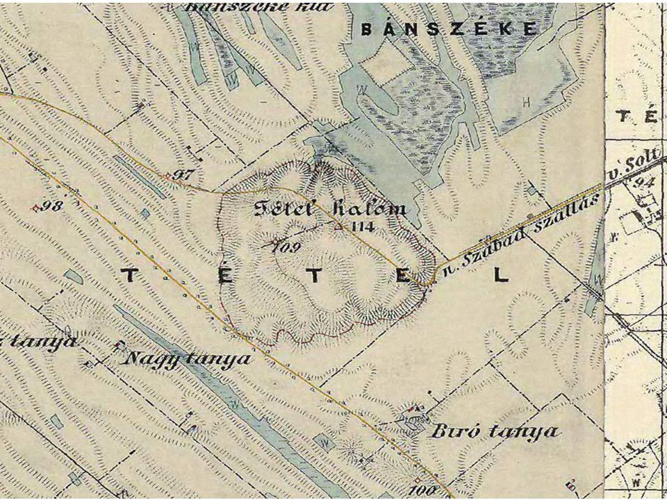KATONAI FELMÉRÉSEK III. felmérés I Ferenc József (1869-1887) Méretarány 1:25000, 1:75000 kataszteri térképek alapján Ferro kezdőmeridiánnal Lictenster